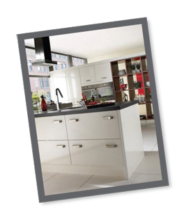 MJH Carpentry - Modern Kitchen