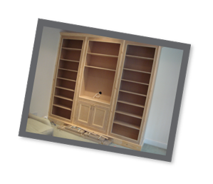 Carpenter Fitted Unit