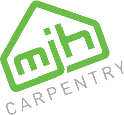 MJH Carpentry Logo